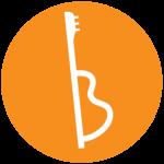 Logo Bival Guitar Artisan luthier Biarritz
