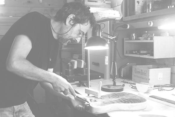 Vente Guitare Réparation Biarritz Luthier Pays Basque